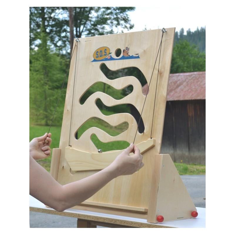 jeu de kermesse en bois d 39 habilet de la gamme multid fis une s lection bec et croc. Black Bedroom Furniture Sets. Home Design Ideas